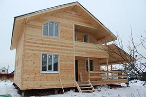 Мега дом 3 9×10 м